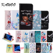 S3 S4 S5 S6 Case Magnetic Flip PU Leather Wallet Stand Case Cover For Samsung A3 A5 J1 J1 Ace J2 Note 3 Note 4 J5 J7 J3 S7 Shell(China)