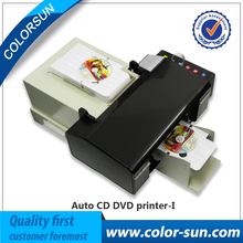 Digital CD Printer DVD Disc Printing Machine PVC Card Printers for Epson L800 with 51pcs CD/PVC Tray for Hot Sales