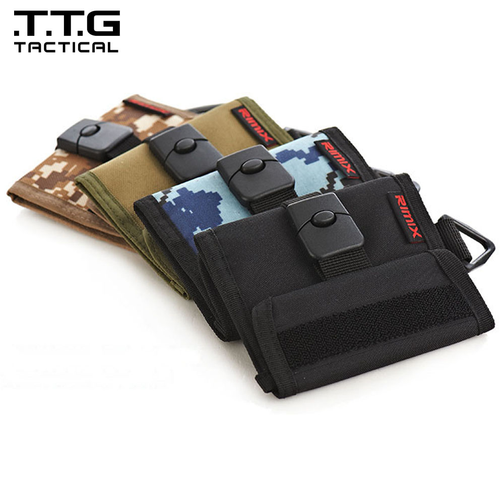 Tri Fold Wallet Military Wallet Bag Casual Fashion Military Style Army Pocket Wallet ID Credit Card Holder Pouch Money Organizer<br><br>Aliexpress