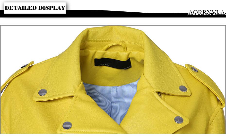 Short Leather Jacket (6)