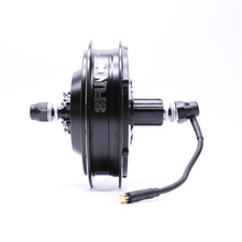 2017 Promotion 48V500W rear wheel cassette motor 8fun CST hub motor Brushless Gear Hub Motor powerful electric bike