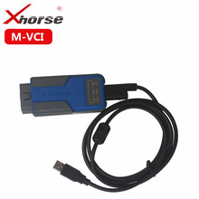 Key Prog For BMW MULTI TOOL V7.7 M-VCI Interface Auto Key Program Diagnostic Tool Get Free Encrypted For BMW CAS4 Multi Tool(China)