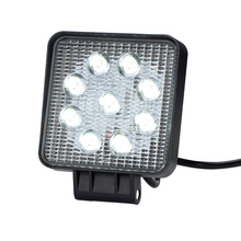 KEEN 27w 4D 5D LED Work Light Bar for Tractor Boat Off Road 4WD 4x4 Truck SUV ATV Spot Flood Combo Beam 12V 24v Led Worklight