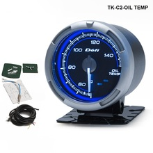 DF Link Meter ADVANCE C2 Oil Temperature Gauge Blue For FORD MUSTANG 3.8L V6 01-04 TK-C2-OIL TEMP(China)