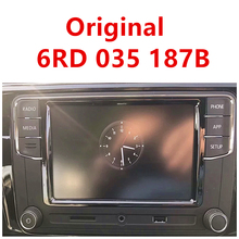 "Car styling Carplay Noname RCD330G RCD330 Plus 6.5"" MIB Radio For Golf 5 6 Jetta CC Tiguan Passat Polo 6RD 035 187 B 6RD035187B"