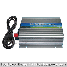 500W Grid Tie Micro Inverter,10.5~28V DC to AC 90~140V 500Watt Pure Sine Wave Power Inversor Suitable for 500~620W 18V PV Module