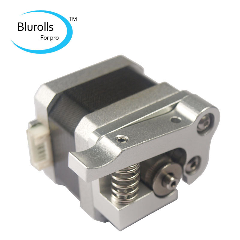 3d printer parts reprap aluminum alloy left-hand makerbot replicator 1 &amp; 2 extruder upgrade replicator 2X extruder (no motor)<br><br>Aliexpress