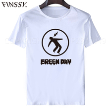 Green day t shirt Teenages Fist Green Days Band Logo Sweater shirt With For Men PLUS xxxl
