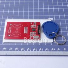 Buy RF MIFARE MF RC522 RFID Writer Reader IC Card S50 13.56MHz 14443A f Arduino SPI for $6.78 in AliExpress store