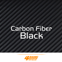 Buy Carbon Fiber 3D Black Vinyl Film 40cm x 127cm Car BODY HOOD Fender Bumper Cast stretch Decal DIY Styling Sticker for $6.43 in AliExpress store