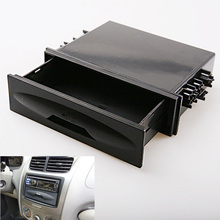 2016 Brand New Universal Car auto Single Din Dash Radio Installation for Pocket Kit Storage Box for Cx-38