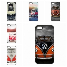 For Galaxy Core 4G Alpha Mega 2 6.3 Grand Prime S6 edge Ace Note 7 Ace4 G357 G313h Red VOLKSWAGEN VW mini Bus Cell Cover Case