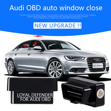 Car obd2 window lifting Module for AUDI car accessories with 2016 Auto Intelligent Safety System Device(China)