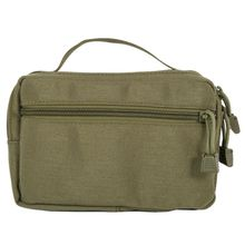2017Military Hunting Bag Pack Army Molle Pouch Utility Field Sundries Pouch Portable Outdoor Sport Bag Mess Pouchke