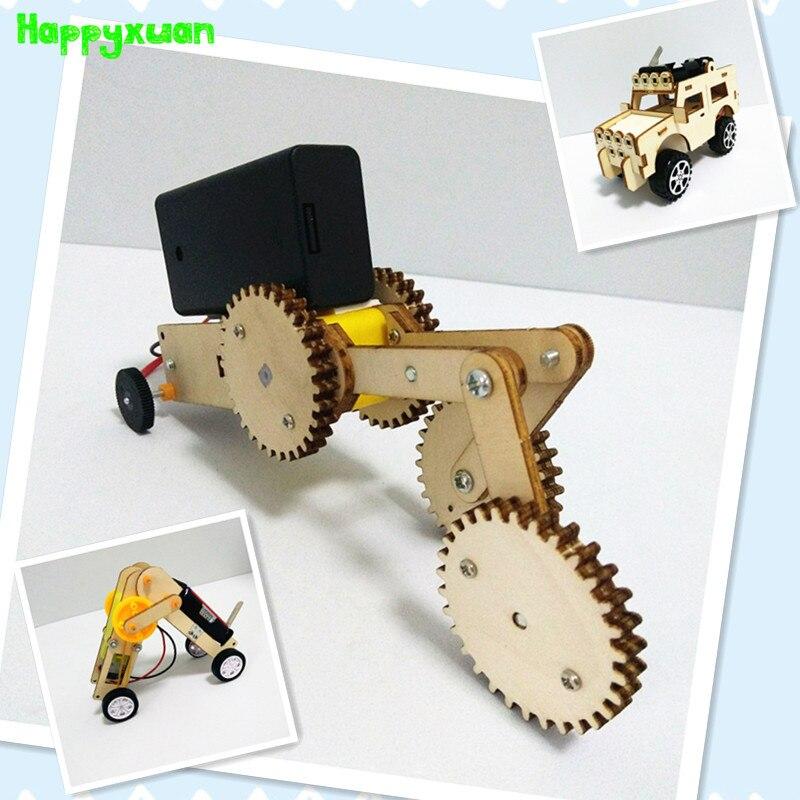 DIY Educational Science Kit