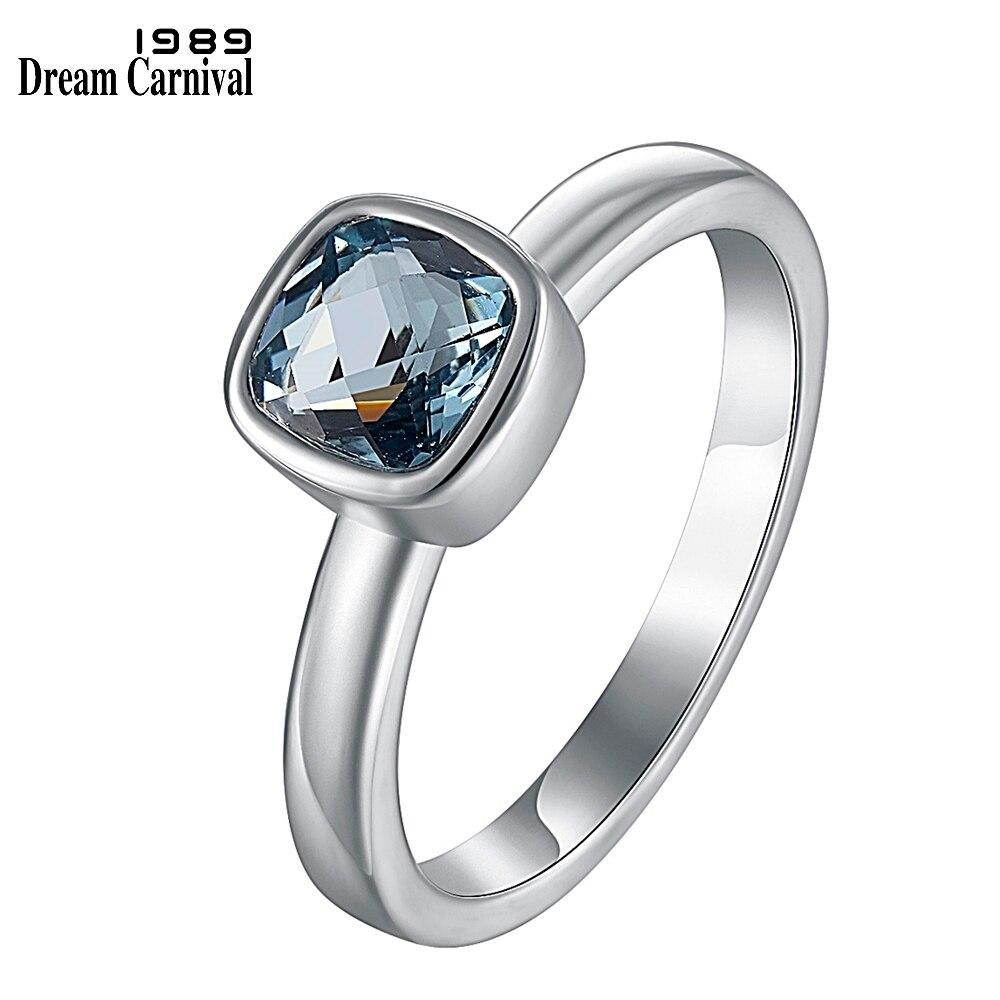 WA11266B combo rings women fashion jewelry zircon stone ring A