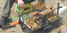 HOT SALE charcoal BBQ ,charcoal bbq barbecue grill,outdoor protable bbq grill(China)