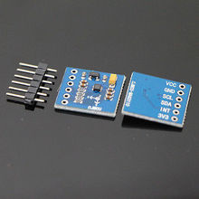 MAG3110 3-Axis Digital Geomagnetic Magnetometer sensor module I2C Development