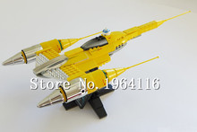 NEW 05060 Star War series the  Naboo N-1 Starfighter Model Building Block set classic Compatible 10026 Toys for children