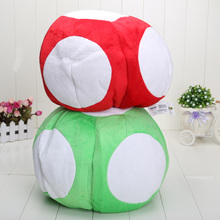12'' Super Mario Bros Mushroom Cosplay Warm Winter Hat Cap Toy Dolls Christmas Gifts Made in China