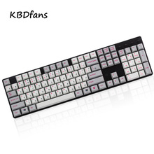 npkc Dye sublimated cherry profile pbt material japanese keycaps for usb wried mechanical keyboard(China)