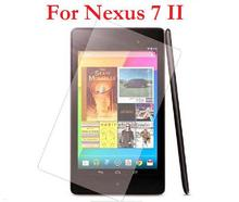 High Clear Full Body Front Screen Protector For Google Nexus 7 II  2 Gen + Retail Package