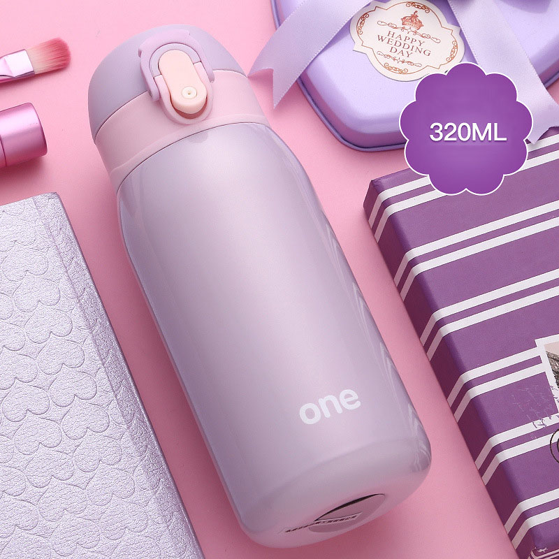 Baby Thermos Feeding Bottle Child 304 Stainless Steel Vacuum Flask Water Cup Cute Mini Toddler Drink Kid Insulation Cup BB5107 (4)