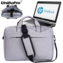 Waterproof Messenger Shoulder Bag Case Briefcase for HP EliteBook 2570p 12-inch Notebook PC Protective Pouch Cover(China)