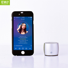 EWA A103 Bluetooth Speaker Bass Metal Material Speaker Portable Wireless Stereo Small Speakers For Phone For PC(China)