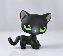 Pet Short hair Cat Collection Child Girl Boy Figure Toy Loose Cute LP831