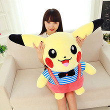 50cm Pikachu Plush Toys Children Gift Cute Soft Toy Cartoon Pocket Monster Anime Kawaii Baby Kids Toy Pikachu Stuffed Plush Doll