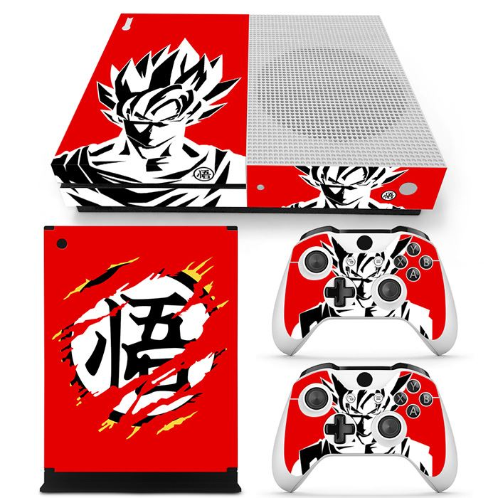 Cover Decal Skin-Sticker Dragon-Ball-Design S-Console Xbox-One Vinyl Waterproof for Latest-Arrival title=