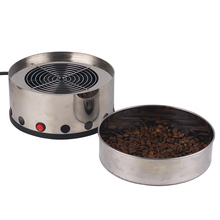 82707  Mini Household stainless steel radiator plate  with Coffee Roaster  coffee beans cooling plate with   baking machine 300g