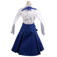 [wamami] Saber Cosplay Costume/Suit For 1/3 SD AZ OB SQ BJD Doll Dollfie(China)