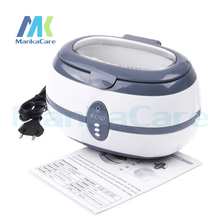 600ml Ultrasonic Cleaner Jewelry/Dental/Watch/Glasses/Toothbrushes Cleaning Tool Big Discount
