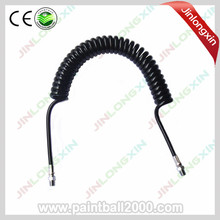 SPUNKY Paintball Co2/Air Coiled Remote Hose Line 4500psi(China)