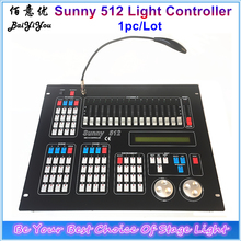 New Sunny 512 DMX 512 Stage DJ Light Controller Moving Head Par Light DMX Console Sunny512 DMX Controller(China)