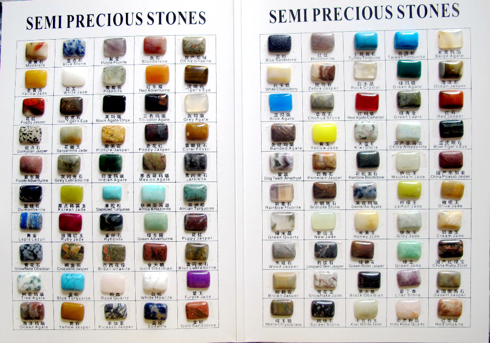 Buy Stone Color Chart And Get Free Shipping On Aliexpress