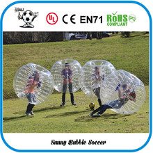 New Arrival,1.5m Quality Material With Fast Delivery Body Zorb For Sale ,Football Ball Suit For Fun, Buy More, Get Good Discount