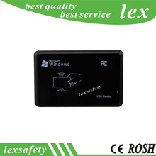 125khz low frequency RS232 interface smart rfid id card reader(China)