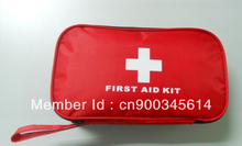 Free shipping 50pcs car emergency kit,CE,FDA,ISO13485 APPROVED