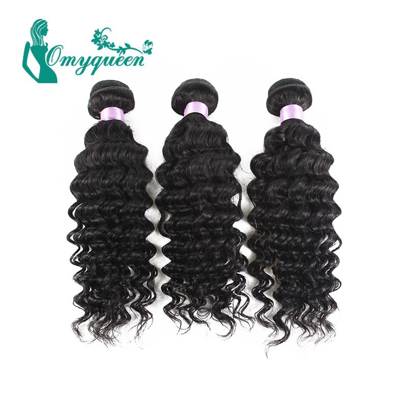 Rosa Hair Products Cambodian Virgin Hair Deep Wave 6A Unprocessed Human Hair Weave Bundles 3pcs Cambodian Curly Hair Extensions<br><br>Aliexpress