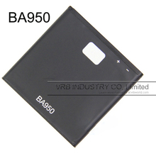 2300mAh BA950 cell mobile phone battery bateria for Xperia ZR M36h For Xperia A SO-04E free singapore air mail with retail box