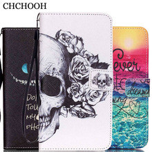 Fashion Print Leather Flip Cell Phone Case Cover For Samsung Galaxy Note 4 N9100/ Note 5 N9200 with Wallet & Stand+Hand Strap