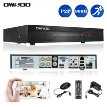 OWSOO 4CH DVR Full 960H/D1 Surveillance Video Recorder H.264 4 Channel Digital Video Recorder For CCTV Camera Kit Phone Control(China)