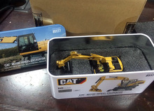 New BOX - DM DieCast Masters - Cat M318D Wheel Excavator - HO Scale - #85177