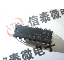 Free shipping 100pcs/lot L293D L293 DIP-16 Best quality(China)