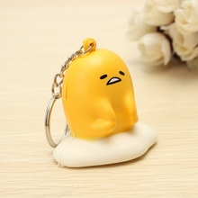 1 Pcs Cellphone Charm Straps Cute Cartoon Simulation Lovely Egg Yolk Shaped Soft Toy Cute Phone Pendant Decor Ornament Portable