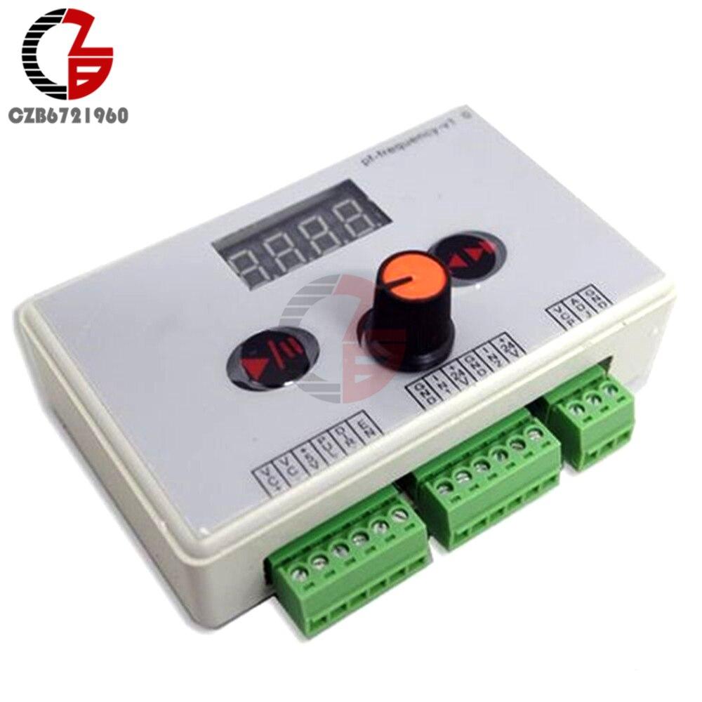 220V AC Programmierbar Schrittmotor Regler Single Axes Stepper Motor Controller