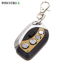 Wireless Auto Remote Control Duplicator Frequency 433MHz Gate Copy Remote Controller Drop Shipping Support